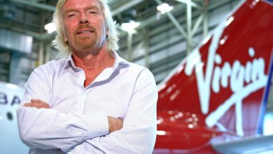 Photo of SIR RICHARD BRANSON AND VIRGIN AUSTRALIA HOLD WORLD-FIRST MEDITATION FLIGHT WITH SMILING MIND