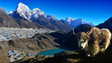 Photo of Mark Inglis hosts trip to Gokyo and Everest Base Camp with World Expeditions