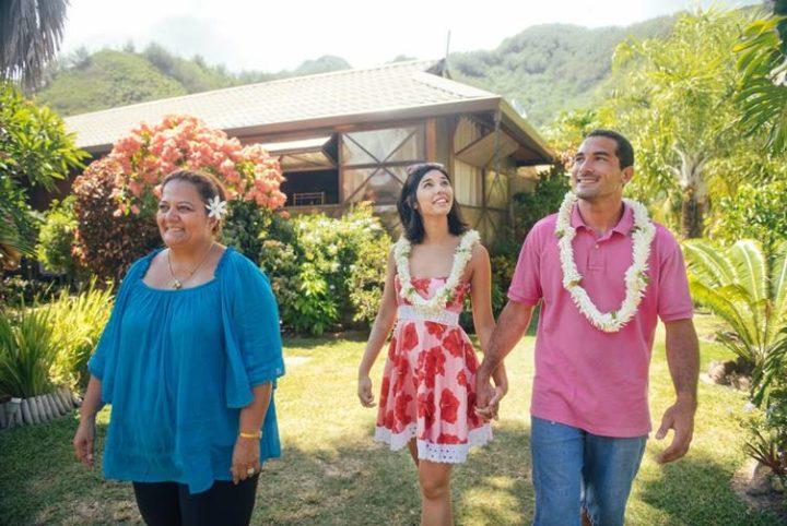Tahitian guesthouses