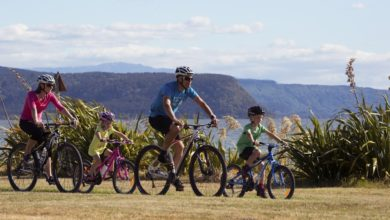 Photo of Family cycling fun to hit Taupō and Turangi these autumn school holidays