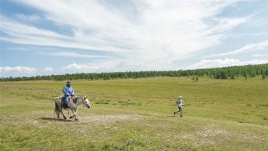 Photo of Sunrise to Sunset: Registrations for traditional Mongolian ultra-trail run opened